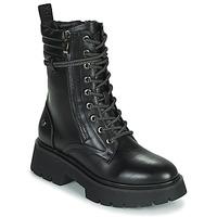 鞋子 女士 短筒靴 Xti 波尔蒂伊 43066 黑色