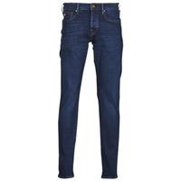 衣服 男士 紧身牛仔裤 Scotch & Soda RALSTON REGULAR SLIM 蓝色 / Fonce