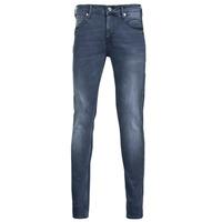 衣服 男士 紧身牛仔裤 Scotch & Soda SKIM SUPER SLIM 蓝色