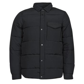 衣服 男士 羽绒服 Scotch & Soda WATER-REPELLENT SHIRT 黑色