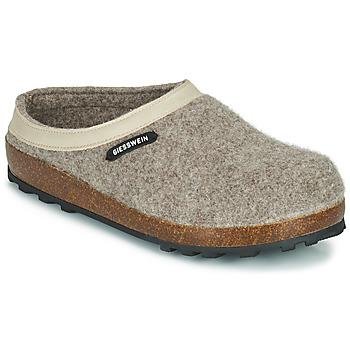 鞋子 女士 拖鞋 Giesswein CHAMEREAU 米色