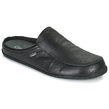 鞋子 男士 拖鞋 Giesswein MANTA 黑色