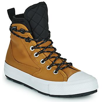 鞋子 男士 高帮鞋 Converse 匡威 CHUCK TAYLOR ALL STAR ALL TERRAIN COLD FUSION HI 驼色