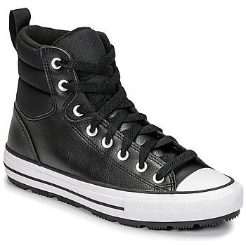 鞋子 男士 高帮鞋 Converse 匡威 CHUCK TAYLOR ALL STAR BERKSHIRE BOOT COLD FUSION HI 黑色