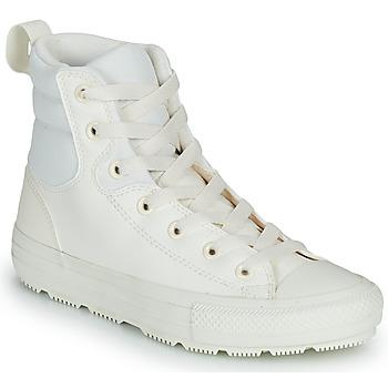 鞋子 女士 高帮鞋 Converse 匡威 CHUCK TAYLOR ALL STAR BERKSHIRE BOOT COLD FUSION HI 米色