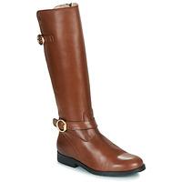 鞋子 女孩 都市靴 Acebo's 9904-CUERO-T 棕色