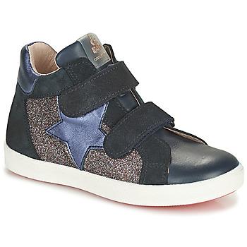 鞋子 女孩 高帮鞋 Acebo's 5541SX-MARINO 海蓝色