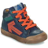 鞋子 男孩 高帮鞋 Acebo's 5567-MARINO-J 海蓝色