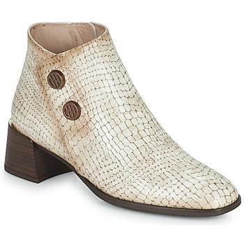 鞋子 女士 短靴 Hispanitas ALEXA 浅米色