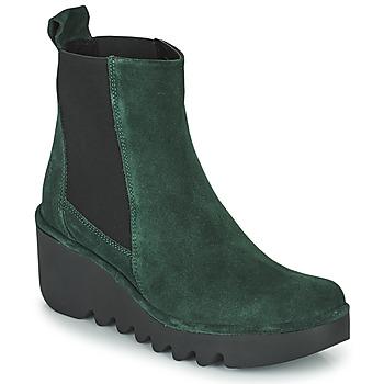 鞋子 女士 短靴 Fly London BAGU 绿色