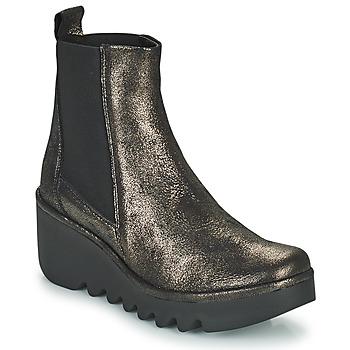 鞋子 女士 短靴 Fly London BAGU 灰色 / 金色