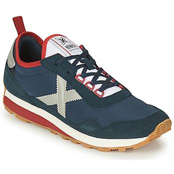 鞋子 男士 球鞋基本款 Munich Fashion UM 蓝色 / 灰色 / 红色