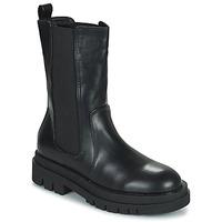 鞋子 女士 短筒靴 Moony Mood PAULA 黑色