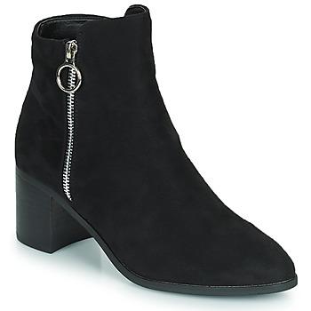 鞋子 女士 都市靴 Moony Mood PETROLIA 黑色