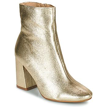 鞋子 女士 短靴 Moony Mood PEDROLYN 金色