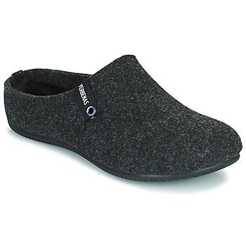 鞋子 女士 拖鞋 VERBENAS YORK -煤灰色