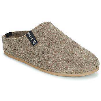 鞋子 男士 拖鞋 VERBENAS LARS FIELTRO PET 灰褐色