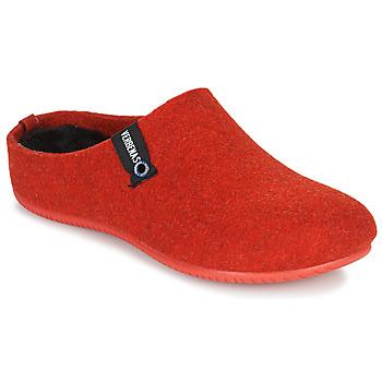 鞋子 女士 拖鞋 VERBENAS YORK 红色