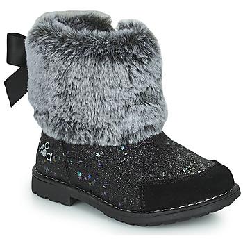 鞋子 女孩 短筒靴 Mod'8 STELIE 黑色