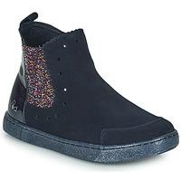 鞋子 女孩 短筒靴 Mod'8 BLANOU 海蓝色