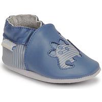 鞋子 男孩 儿童拖鞋 Robeez DIFLYNO 蓝色
