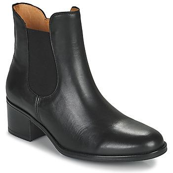 鞋子 女士 短靴 Gabor 嘉宝 7165027 黑色