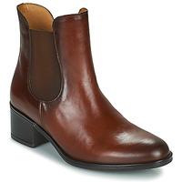 鞋子 女士 短靴 Gabor 嘉宝 7165024 棕色