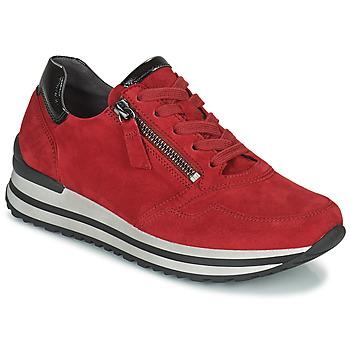 鞋子 女士 球鞋基本款 Gabor 嘉宝 7652868 红色
