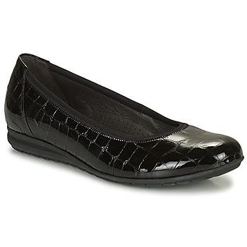 鞋子 女士 平底鞋 Gabor 嘉宝 7262087 黑色