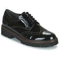 鞋子 女士 德比 Gabor 嘉宝 524497 黑色