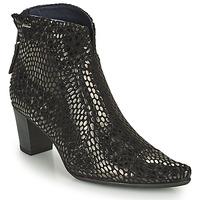 鞋子 女士 短靴 Dorking DEISY 黑色