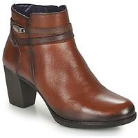 鞋子 女士 短靴 Dorking EVELYN 棕色