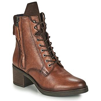 鞋子 女士 短靴 Dorking ROX 棕色