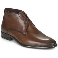 鞋子 男士 短筒靴 Fluchos 富乐驰 ALEX 棕色