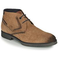 鞋子 男士 短筒靴 Fluchos 富乐驰 GAMMA 棕色