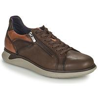 鞋子 男士 球鞋基本款 Fluchos 富乐驰 COOPER 棕色