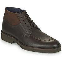 鞋子 男士 短筒靴 Fluchos 富乐驰 CAVALIER 棕色