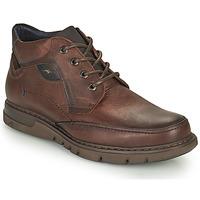 鞋子 男士 短筒靴 Fluchos 富乐驰 CELTIC 棕色