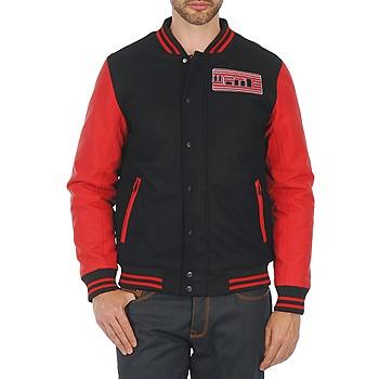 衣服 男士 夹克 WATI B OUTERWEAR JACKET 黑色 / 红色