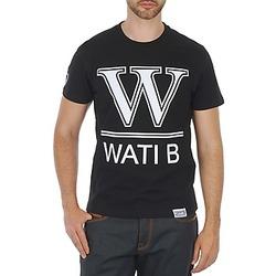 衣服 男士 短袖体恤 WATI B TEE 黑色
