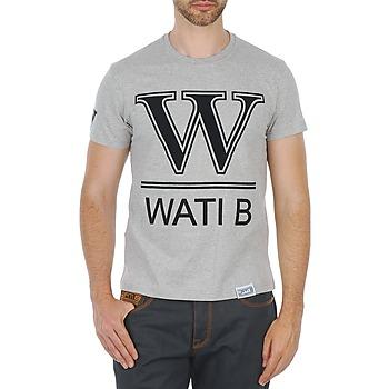 衣服 男士 短袖体恤 WATI B TEE 灰色
