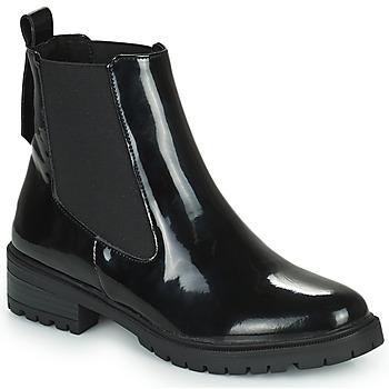 鞋子 女士 短筒靴 KARSTON AMIDO 黑色