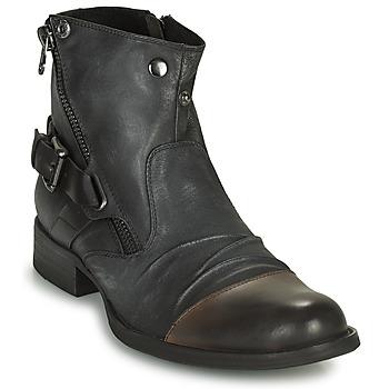 鞋子 男士 短筒靴 Kdopa DETROIT 黑色