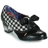 鞋子 女士 高跟鞋 Irregular Choice CORPORATE BEAUTY 黑色 / 白色