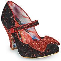 鞋子 女士 高跟鞋 Irregular Choice FANCY THAT 黑色 / 红色