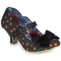 鞋子 女士 高跟鞋 Irregular Choice SUMMER BREEZE 黑色 / 红色