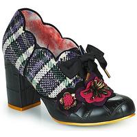 鞋子 女士 高跟鞋 Irregular Choice KIND WORDS 黑色