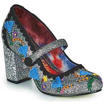 鞋子 女士 高跟鞋 Irregular Choice THISTLE DARLING 银灰色