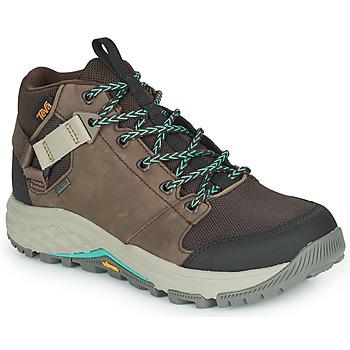 鞋子 女士 登山 Teva GRANDVIEW GTX 棕色