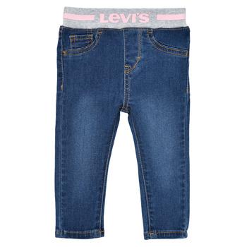 衣服 女孩 牛仔铅笔裤 Levi's 李维斯 PULL ON SKINNY JEAN 粉色
